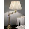 Franklite Swing Arm Table Lamp