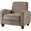 All Home Rossini Chenille Fabric Arm Chair