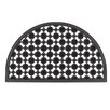 Relaxdays Semi Circle Doormat