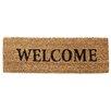 Relaxdays Narrow Welcome Doormat