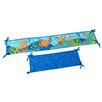 Disney Finding Nemo Traditional Padded Crib Bumper