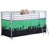 Heartlands Furniture Midi Single Mid Sleeper Bunk Bed