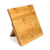 Woodluv Universal Magnetic Bamboo Knife Block