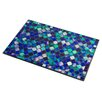 Home Essence Glass Mosaic Placemat (Set of 4)