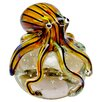 Home Essence Glass Octopus Paperweight