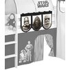 Wrigglebox Star Wars Bunk Bed Pocket