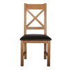 Home & Haus Malvern Occasional Upholstered Dining Chair (Set of 2)
