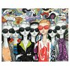 Brayden Studio Fashion Painting Print on Wrapped Canvas