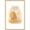 Marmont Hill 'Be Strong' by Phyllis Harris Framed Graphic Art