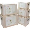 House Additions 5 Piece Chest Set