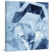 Marmont Hill Shimmering Appendix Graphic Art on Wrapped Canvas