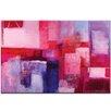 Artist Lane 'Alchemy' by Dan Mason Painting Print on Wrapped Canvas
