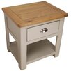 Hazelwood Home 1 Drawer Side Table