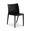 All Home Roman Armless Indoor/Outdoor Stacking Chair
