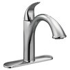 Moen Camerist  Single Handle Single Hole Bar Faucet with Pullout Spray