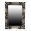 Hazelwood Home Swept Frame Accent Mirror