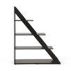 "Wade Logan Miranda 59"" Accent Shelves Bookcase"