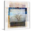 Marmont Hill 'Lone Tree Montage' by Chris Vest Graphic Art on Wrapped Canvas