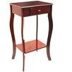dCor design Wooden Side Table
