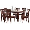 World Menagerie Ighli 7 Piece Dining Set