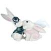 Goebel Bunny de Luxe Married Couple Figurine