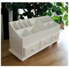 Woodluv MDF Cosmetic Bathroom Organisers