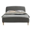 Home & Haus Quebec Upholstered Bed Frame