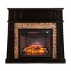 Loon Peak Colombes Infrared Media Electric Fireplace