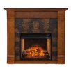 Red Barrel Studio Arlington Mill Electric Fireplace