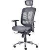 Home & Haus Mirage High-Back Mesh Desk Chair