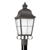 Darby Home Co Connelly 1-Light Outdoor Post Light