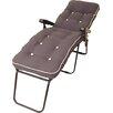 Swift Garden Furniture Milan Sun Lounger with Cushion