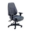 All Home Jaguar High-Back Executive Chair with Arm