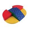 Offex Softzone School Indoor Kids Climber Play Block