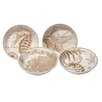 Beachcrest Home Kempton 4 Piece Pasta Bowls Set
