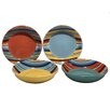 Red Barrel Studio Baum 4 Piece Pasta Bowl Set