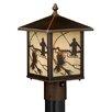 Loon Peak Pittview Outdoor 1-Light Lantern Head
