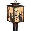 Loon Peak Debcoe Outdoor 1-Light Lantern Head