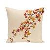 Charlton Home Argon Flower Print Floor  Pillow