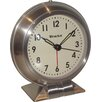 Trent Austin Design Metal Quartz Alarm Clock