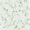 Hazelwood Home Ami Delphine 10.05m x 52cm Floral Roll Wallpaper