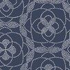 Hazelwood Home Geometrie Cosmos Dot 10.05m x 52cm Floral Roll Wallpaper