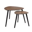 Castleton Home Oslo 2 Piece Nest of Tables