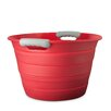 Final Touch Collapsible Beverage Tub Ice Bucket