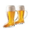 Final Touch 700ml 2 Piece Beer Glass Set (Set of 2)