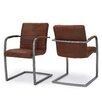 Trent Austin Design Towaoc Modern Armchair (Set of 2)