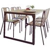 Homestead Living Turner Dining Set with 6 Chairs