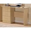Home Etc Computer Desk with 3 Drawers