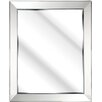 D & J Simons and Sons The Solitaire Wall Mirror