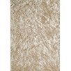 Wade Logan Leah Hand-Knotted White/Beige Indoor/Outdoor Area Rug